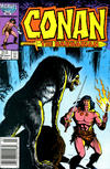 Cover for Conan the Barbarian (Marvel, 1970 series) #192 [Newsstand]