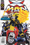 Cover for X-Man (Marvel, 1995 series) #4 [Newsstand]