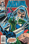 Cover Thumbnail for Darkhawk (1991 series) #29 [Newsstand]