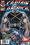 Cover Thumbnail for Captain America (1996 series) #3 [Newsstand]