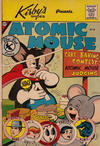 Cover for Atomic Mouse (Charlton, 1961 series) #14 [Kirby's Shoes]