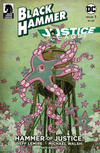 Cover Thumbnail for Black Hammer / Justice League: Hammer of Justice! (2019 series) #1 [Yuko Shimizu Cover]