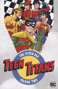Cover Thumbnail for Teen Titans: The Silver Age (DC, 2017 series) #2