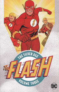 Cover Thumbnail for The Flash: The Silver Age (DC, 2016 series) #3