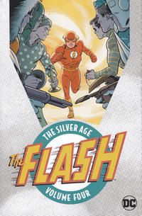Cover Thumbnail for The Flash: The Silver Age (DC, 2016 series) #4