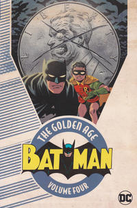 Cover Thumbnail for Batman: The Golden Age (DC, 2016 series) #4