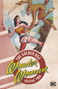 Cover Thumbnail for Wonder Woman: The Golden Age (DC, 2017 series) #2