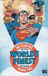Cover Thumbnail for Batman & Superman in World's Finest Comics: The Silver Age (DC, 2017 series) #2