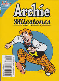 Cover Thumbnail for Archie Milestones Jumbo Comics Digest (Archie, 2019 series) #3