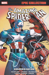 Cover Thumbnail for Amazing Spider-Man Epic Collection (Marvel, 2013 series) #19 - Assassin Nation