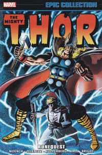 Cover Thumbnail for Thor Epic Collection (Marvel, 2013 series) #12 - Runequest
