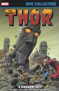 Cover Thumbnail for Thor Epic Collection (Marvel, 2013 series) #11 - A Kingdom Lost