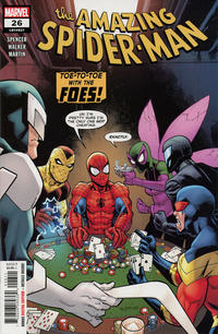 Cover Thumbnail for Amazing Spider-Man (Marvel, 2018 series) #26 (827)
