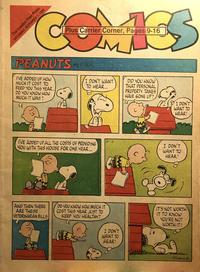 Cover Thumbnail for The London Free Press Comics (London Free Press, 1979 ? series) #November 1, 1980