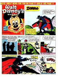 Cover Thumbnail for Walt Disney's Weekly (Disney/Holding, 1959 series) #v2#45