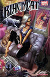 Cover Thumbnail for Black Cat (2019 series) #1 [J. Scott Campbell Exclusive Cover B]