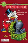 Cover for Donald Pocket (Hjemmet / Egmont, 1968 series) #2 - Onkel Skrues skattejakt [6. opplag bc 239 20]