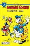 Cover for Donald Pocket (Hjemmet / Egmont, 1968 series) #3 - Donald Duck i knipe [6. opplag bc 239 20]