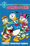 Cover for Donald Pocket (Hjemmet / Egmont, 1968 series) #4 - Donald Duck i toppform [6. opplag bc 239 20]