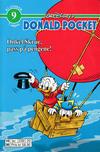 Cover for Donald Pocket (Hjemmet / Egmont, 1968 series) #9 - Onkel Skrue, pass på pengene! [6. opplag bc 239 20]