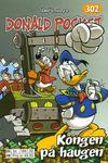 Cover for Donald Pocket (Hjemmet / Egmont, 1968 series) #302 - Kongen på haugen [1. opplag]