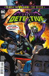Cover for Detective Comics (DC, 2011 series) #1008