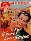 Cover for Love Story Picture Library (IPC, 1952 series) #185