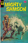 Cover for Mighty Samson (Western, 1964 series) #29 [Whitman]