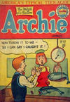 Cover for Archie Comics (H. John Edwards, 1950 ? series) #42