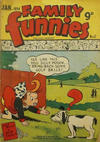Cover for Family Funnies (Associated Newspapers, 1953 series) #12