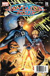 Cover for Fantastic Four (Marvel, 1998 series) #60 (489) [Newsstand]