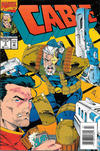 Cover for Cable (Marvel, 1993 series) #3 [Newsstand]