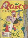 Cover for Roico (Impéria, 1954 series) #16