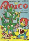 Cover for Roico (Impéria, 1954 series) #81