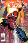 Cover for The Amazing Spider-Man (Marvel, 1999 series) #50 (491) [Newsstand]