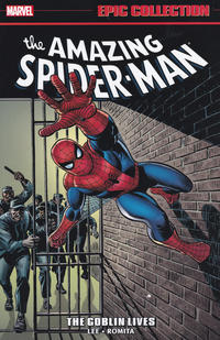 Cover Thumbnail for Amazing Spider-Man Epic Collection (Marvel, 2013 series) #4 - The Goblin Lives