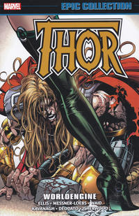 Cover Thumbnail for Thor Epic Collection (Marvel, 2013 series) #23 - Worldengine