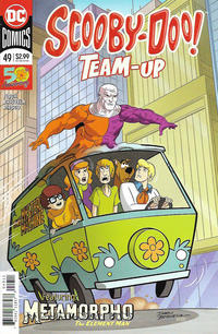 Cover Thumbnail for Scooby-Doo Team-Up (DC, 2014 series) #49