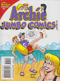 Cover Thumbnail for Archie Double Digest (Archie, 2011 series) #301
