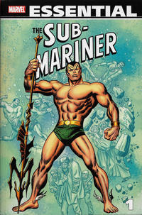 Cover Thumbnail for Essential Sub-Mariner (Marvel, 2009 series) #1