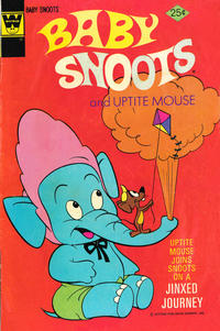 Cover Thumbnail for Baby Snoots (Western, 1970 series) #18 [Whitman]