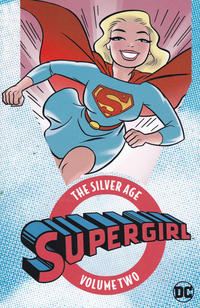 Cover Thumbnail for Supergirl: The Silver Age (DC, 2017 series) #2