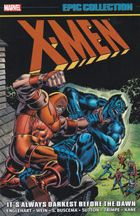 Cover Thumbnail for X-Men Epic Collection (Marvel, 2014 series) #4 - It's Always Darkest Before the Dawn