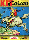 Cover for Kit Carson (Impéria, 1956 series) #55