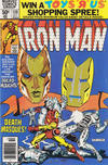 Cover for Iron Man (Marvel, 1968 series) #139 [Newsstand]