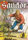 Cover for Sandor (Impéria, 1965 series) #3