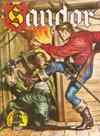 Cover for Sandor (Impéria, 1965 series) #7