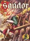 Cover for Sandor (Impéria, 1965 series) #6