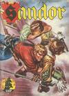 Cover for Sandor (Impéria, 1965 series) #11