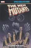 Cover for New Mutants Epic Collection (Marvel, 2017 series) #2 - The Demon Bear Saga